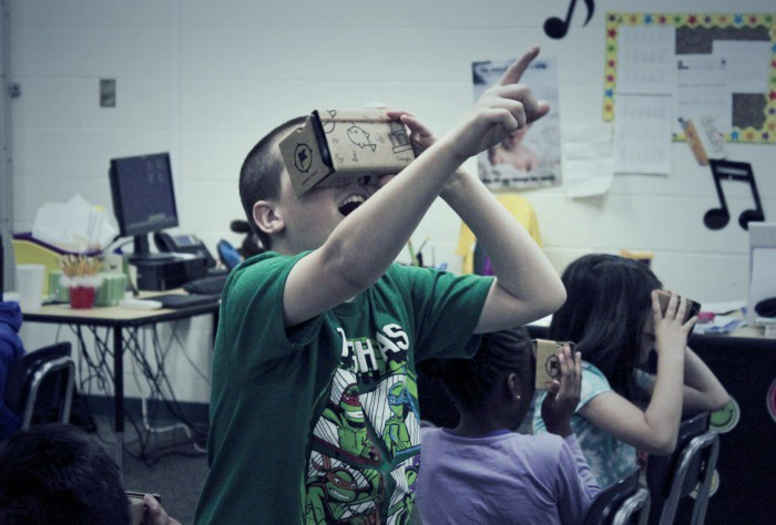 Elementary Google Expeditions
